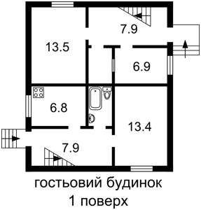 Дом Z-595594, Макаровская, Киев - Фото 8