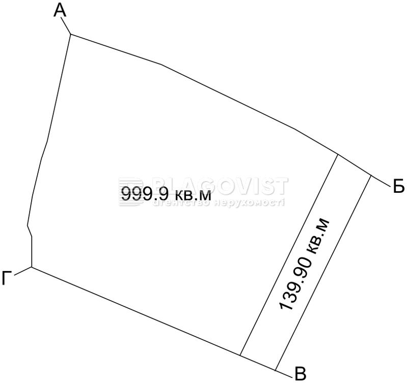 Земельный участок Z-568886, Макаровская, Киев - Фото 1
