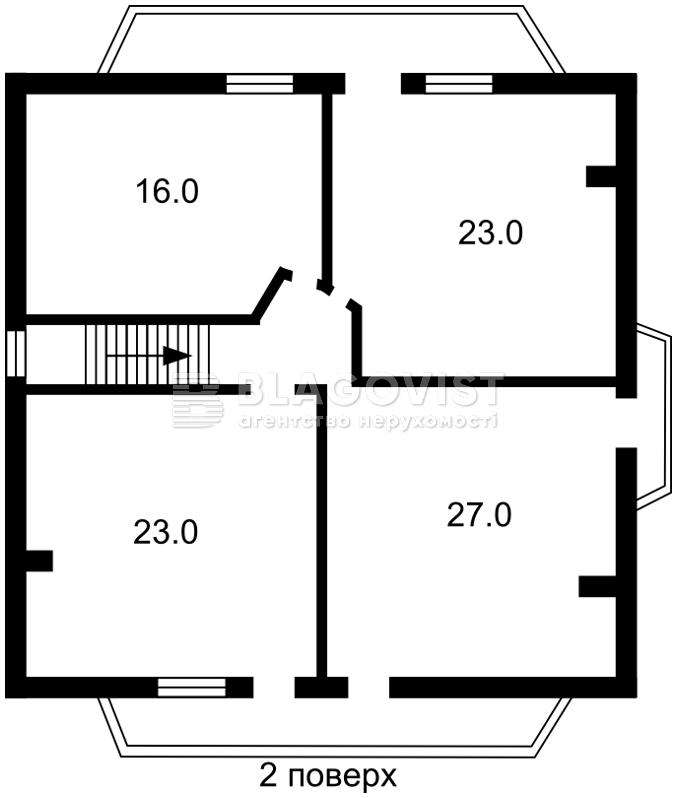 Дом R-25548, Гора - Фото 3