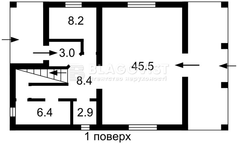 Дом M-37388, Садовая (Осокорки), Киев - Фото 2
