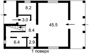 Дом Садовая (Осокорки), Киев, M-37388 - Фото2