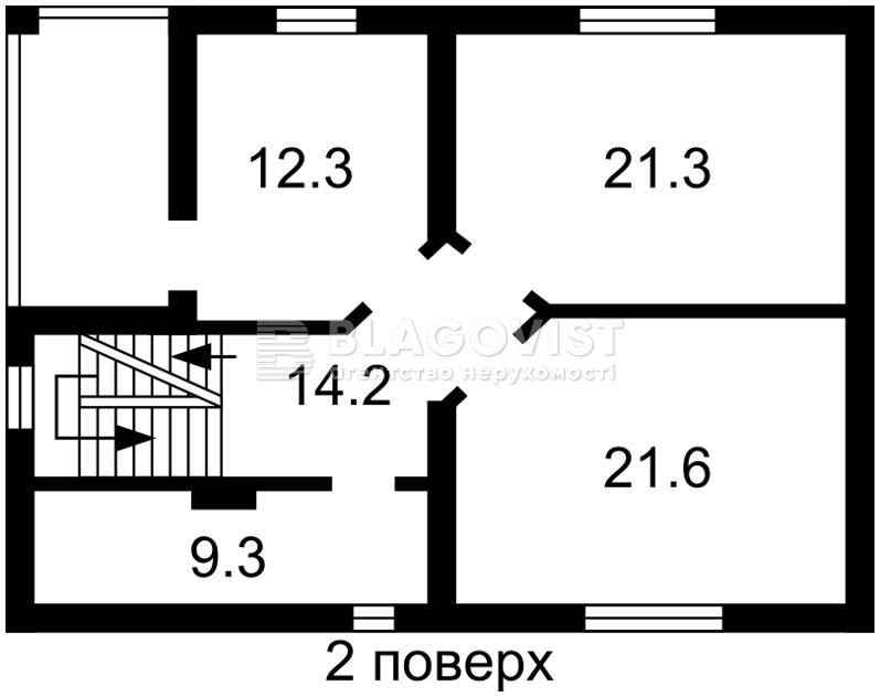 Дом M-37388, Садовая (Осокорки), Киев - Фото 3
