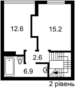 Квартира Лесі Українки, 72, Вишневе (Києво-Святошинський), H-46936 - Фото 3