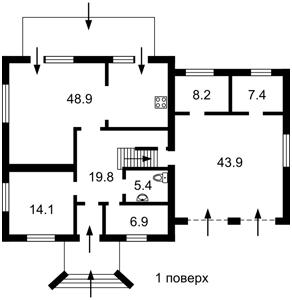 Дом Иванковичи, P-28144 - Фото