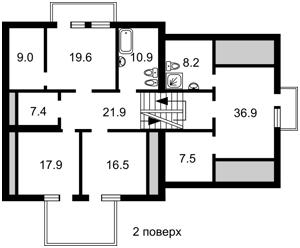 Дом Иванковичи, P-28144 - Фото 3