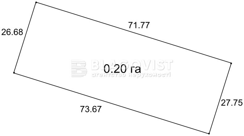 Земельный участок F-43247, Вишенки - Фото 2