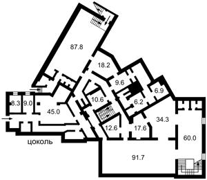 Нежилое помещение, Черновола Вячеслава, Киев, Z-555981 - Фото2