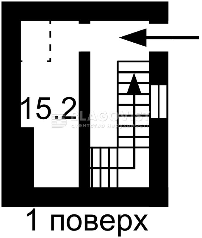 Нежилое помещение, Z-555981, Черновола Вячеслава, Киев - Фото 6