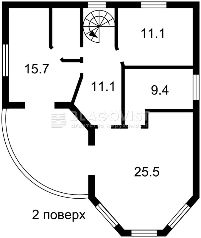 Дом P-28185, Севериновка (Макаровский) - Фото 4