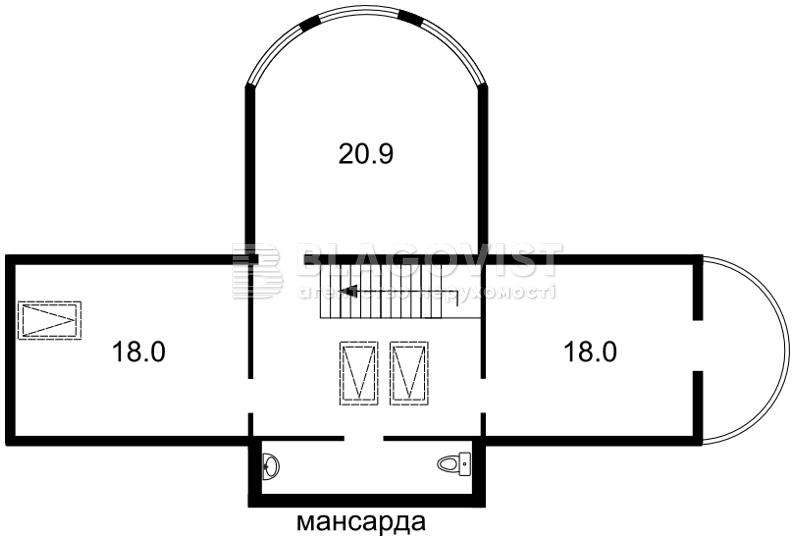 Будинок F-10953, Листопадна, Київ - Фото 8