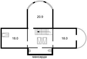 Дом Листопадная, Киев, F-10953 - Фото 5
