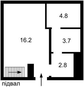 Дом Молодежная, Власовка, C-107684 - Фото