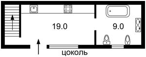 Дом Ольшанский пер., Киев, R-14351 - Фото2
