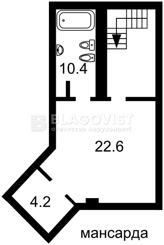 Квартира H-47157, Панаса Мирного, 16/13, Киев - Фото 4