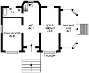 Будинок Федьковича, Київ, Z-1384215 - Фото 3