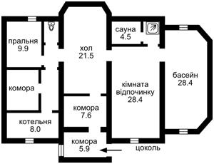 Будинок Федьковича, Київ, Z-1384215 - Фото 2