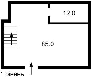 Офис, Мельникова, Киев, R-32273 - Фото2