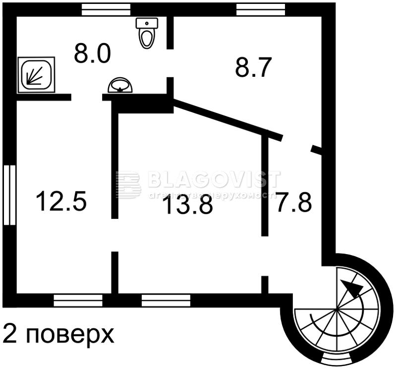 Дом R-33415, Малютянка - Фото 3