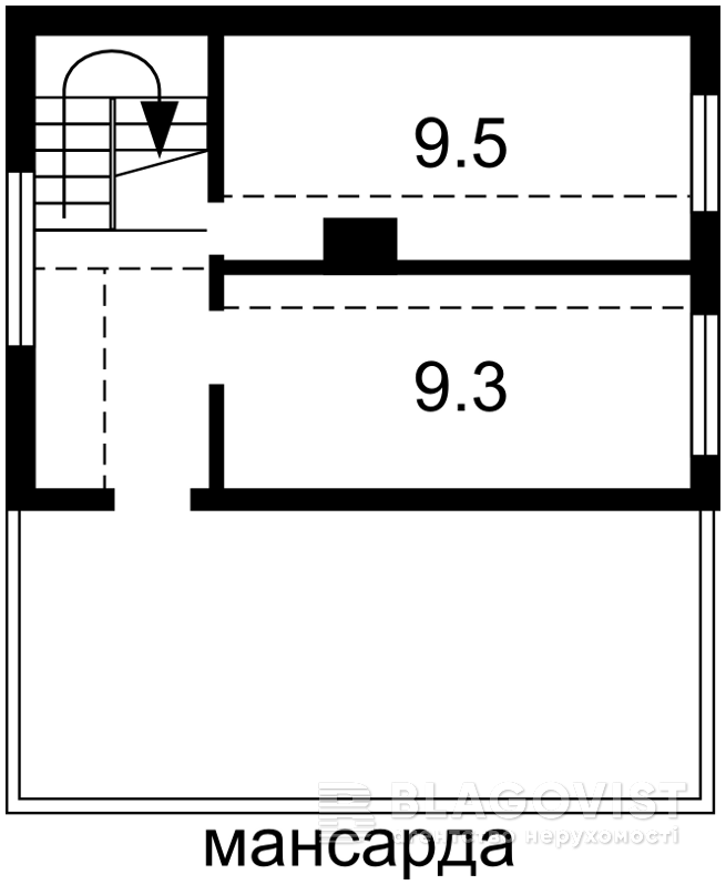 Дом C-107772, Лесная, Хотяновка - Фото 3