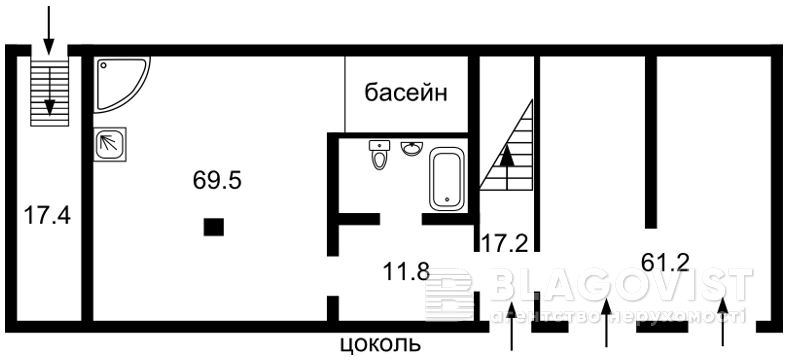 Дом C-107778, Киев - Фото 3