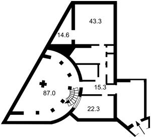 Нежилое помещение, Героев Сталинграда просп., Киев, Z-635780 - Фото 2