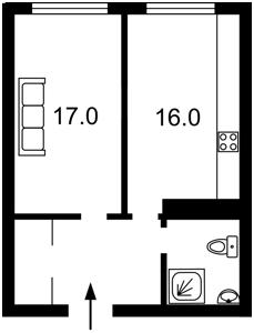 Квартира Центральная, 21а, Киев, R-33910 - Фото2