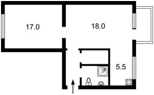 Квартира Набережно-Крещатицкая, 11, Киев, R-33996 - Фото2