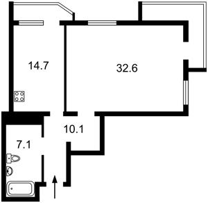 Квартира H-47550, Бориспольская, 12в, Киев - Фото 3