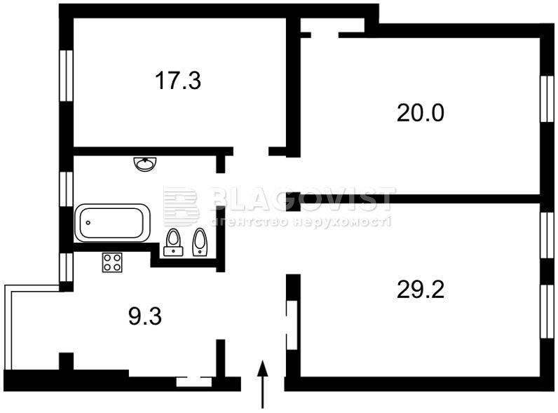 Квартира H-47640, Шелковичная, 10, Киев - Фото 4