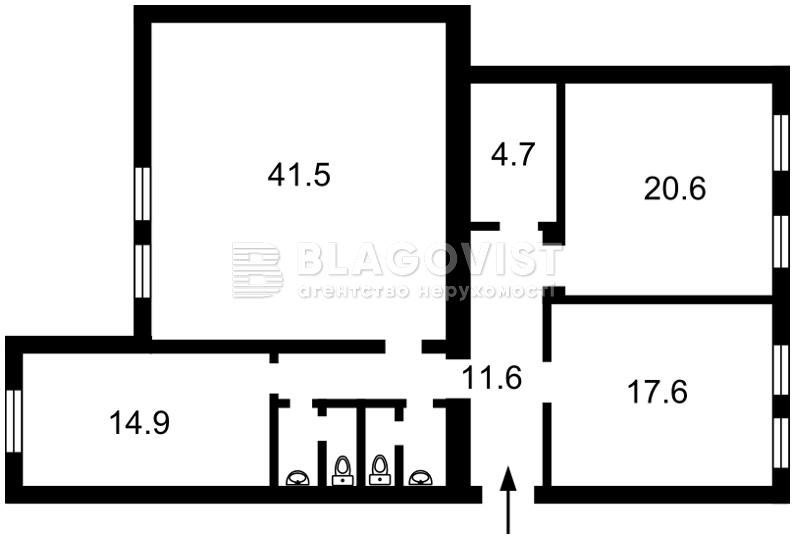 Квартира M-37671, Заньковецької, 7, Київ - Фото 3