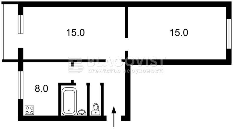 Квартира Z-564791, Победы просп., 7б, Киев - Фото 4