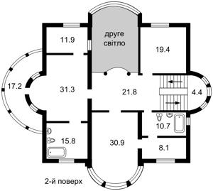 Будинок Ходосівка, Z-1726216 - Фото 4