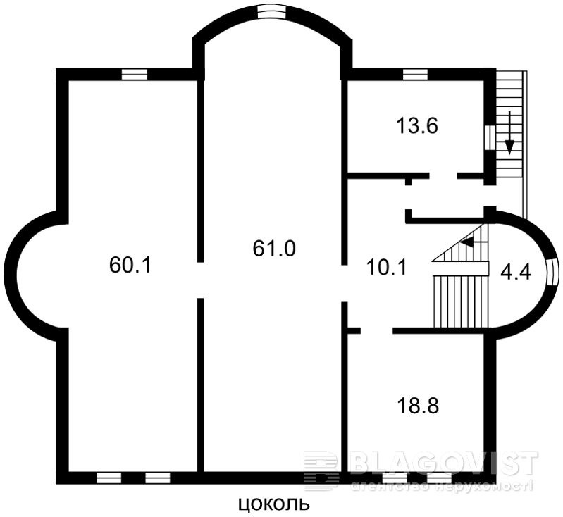 Дом Z-1726216, Ходосовка - Фото 4
