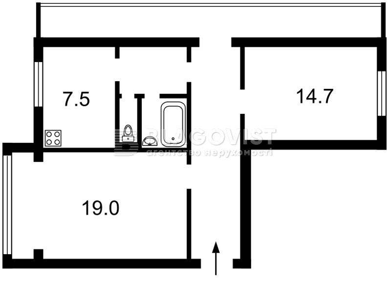 Квартира H-47756, Щусева, 36, Киев - Фото 4