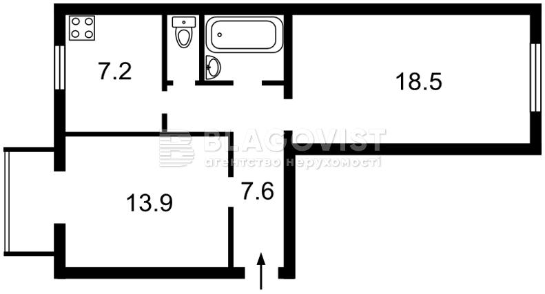 Квартира Z-688674, Стрыйская, 12/3, Киев - Фото 4