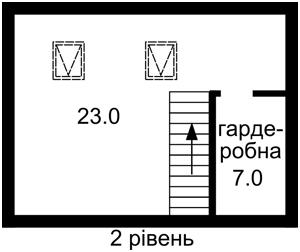 Квартира F-43625, Абрикосова, 4, Гатне - Фото 4