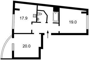 Квартира Золотоустівська, 52, Київ, Z-143300 - Фото2