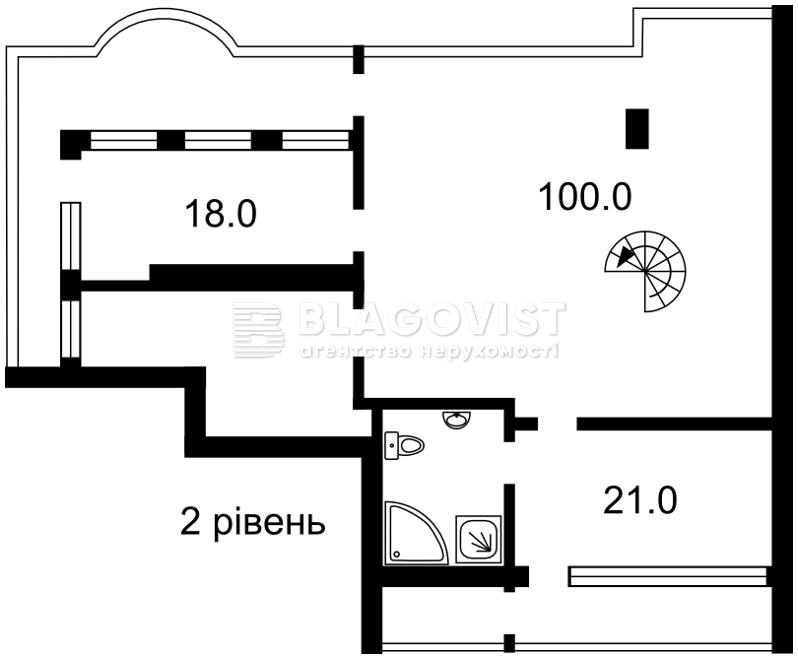 Нежитлове приміщення, H-47881, Круглоуніверситетська, Київ - Фото 6