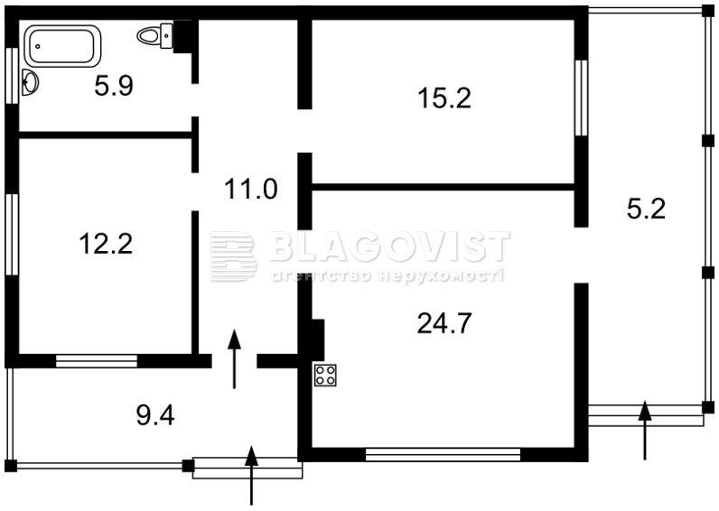 Земельный участок A-111438, Колонщина - Фото 1