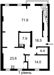 Квартира Бехтеревський пров., 13а, Київ, P-28546 - Фото2