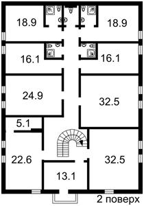Нежилое помещение, Рыльского Максима, Гореничи, D-36498 - Фото2