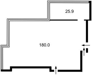 Офис, Хмельницкого Богдана, Киев, D-36491 - Фото 2