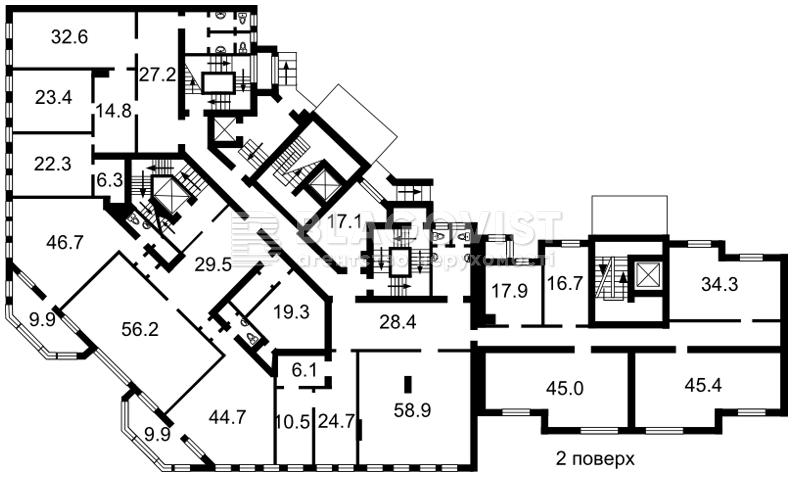 Нежилое помещение, Z-698653, Тургеневская, Киев - Фото 4