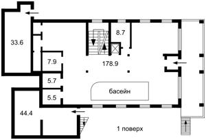 Дом Z-687026, Дружная, Киев - Фото 3