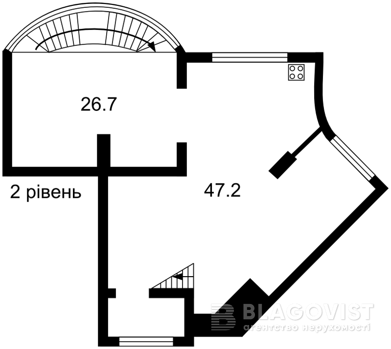 Квартира Z-696824, Вышгородская, 45, Киев - Фото 6