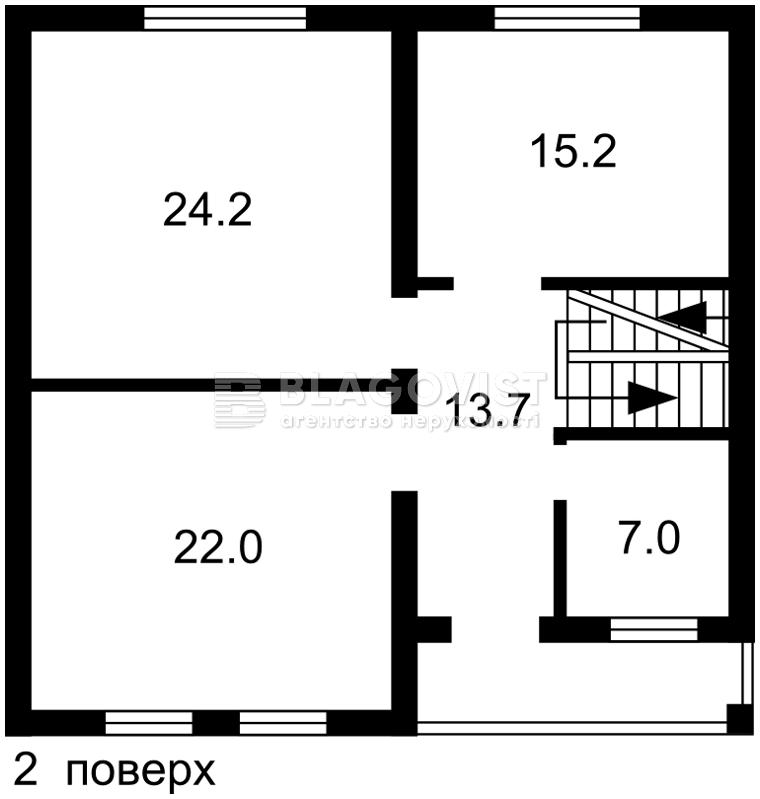 Дом H-48027, Олеся Александра, Буча (город) - Фото 3