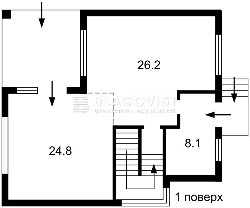 Дом F-43787, Товарная, Киев - Фото 2
