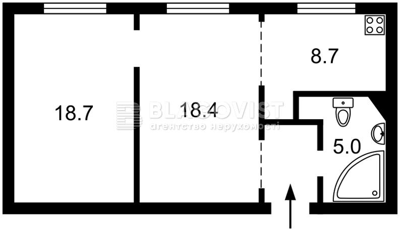 Квартира A-111519, Басейна, 23, Київ - Фото 3