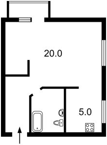 Квартира Крещатик, 29, Киев, Z-1502241 - Фото2