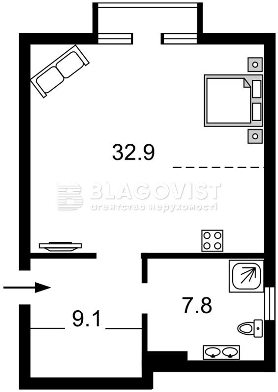 Квартира R-28503, Протасов Яр, 8, Киев - Фото 5